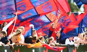 Melbourne ALFW fans