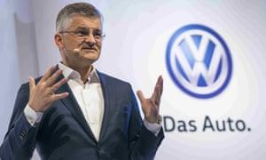 Michael Horn VW Volkswagen
