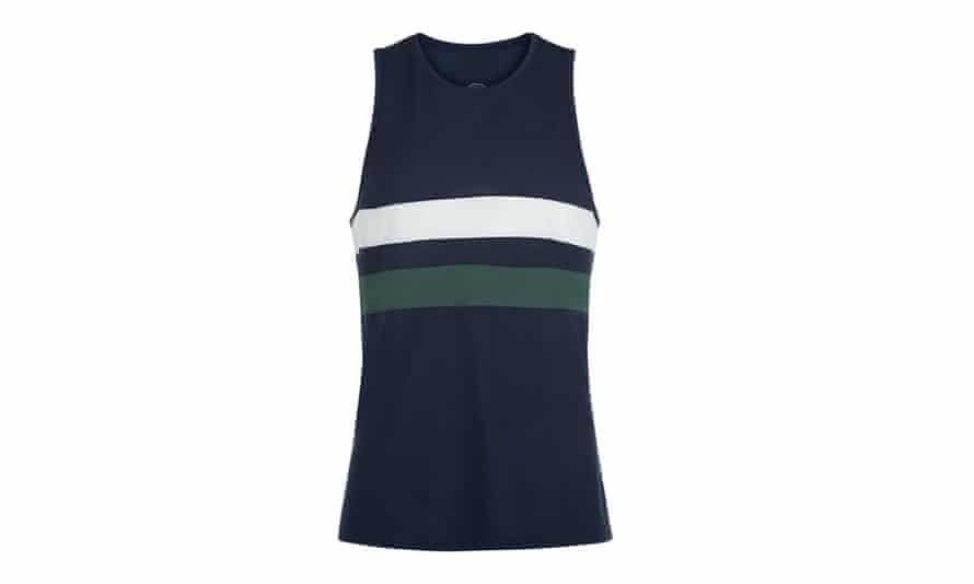 Vintage-style running vest, £53iffleyroad.com