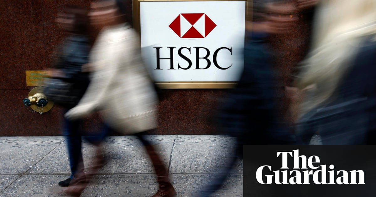 Us Authorities Lift Threat To Prosecute Hsbc Business The Guardian