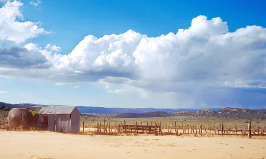 A rundown former cattle ranch in the Utah desert is the setting for Cate Quinn's Black Widows.