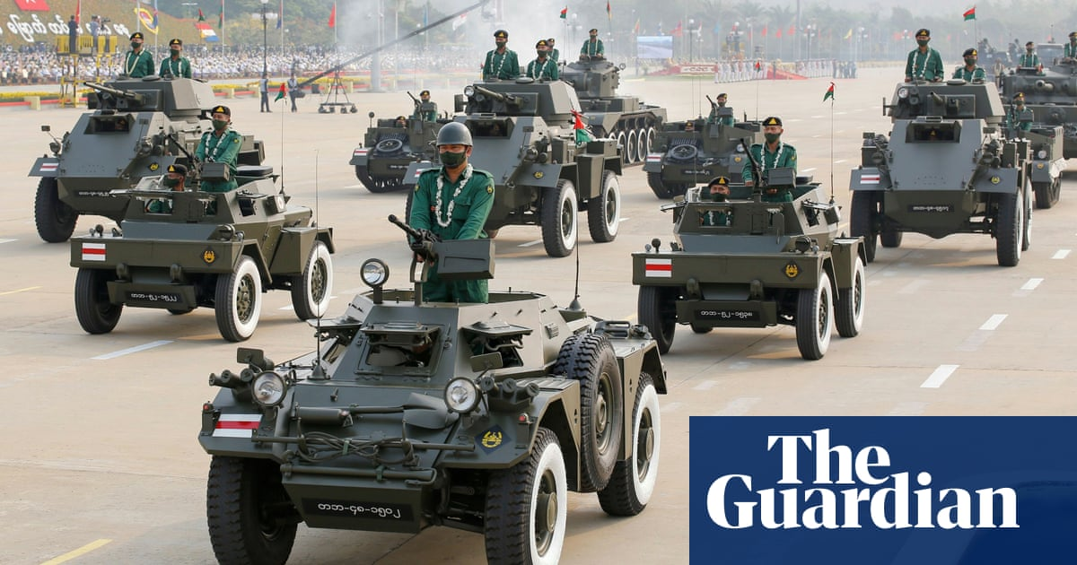 UN fears new atrocity in Myanmar as troops gather in restive northern states