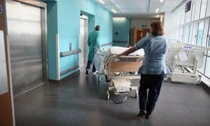 Birmingham's Queen Elizabeth hospital.