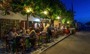 ThirdEye, Paleochora, Crete