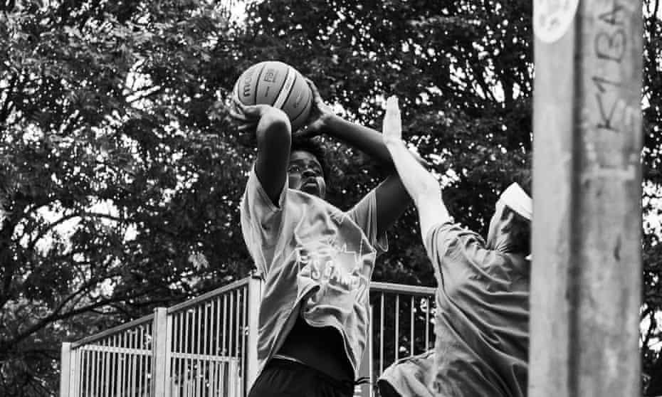 Game on: London street basketball tournament – a photo essay | Basketball |  The Guardian