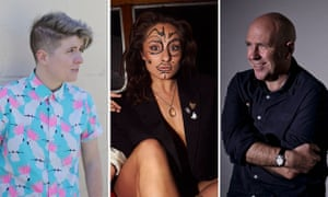 Advice columnist Daniel Mallory Ortberg, artist Betty Grumble and Man Booker prize-winning author Richard Flanagan delivered home truths at the Melbourne writers' festival.
