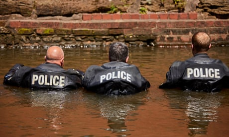 Bring up the bodies: on the beat with Manchester's underwater police