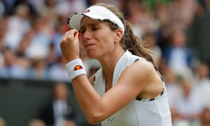 Johanna Konta's assertion that she had been patronised was backed up by Rory McIlroy but some of the Wimbledon crowd felt the journalist's questions were fair.