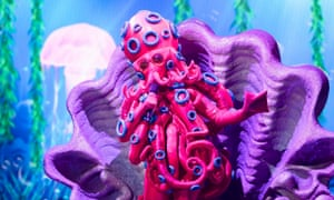 The Octopus, a character on the Masked Singer