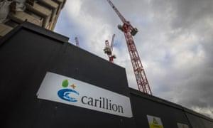 A Carillion site
