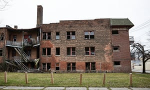Crumbling Cleveland housing stock