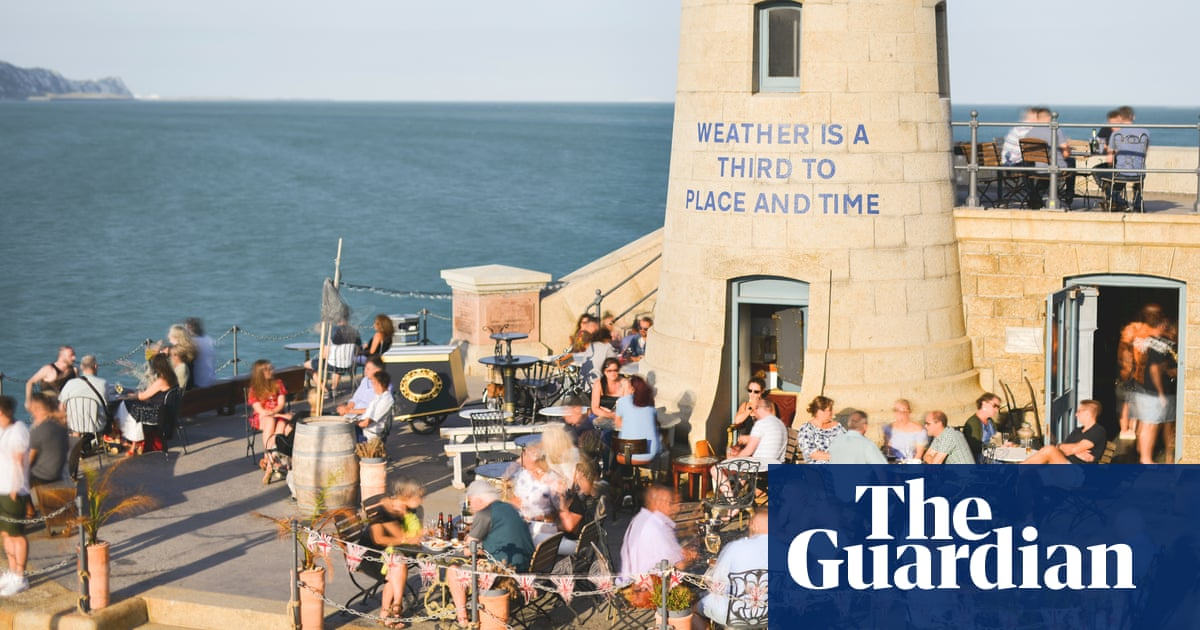Folkestone's seafront has been transformed by art in the past decade