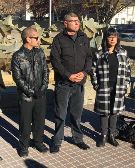 Porfirio Paz, Michael Williams and Yvette Felarca were involved in the counter-protest at the rally in Sacramento.