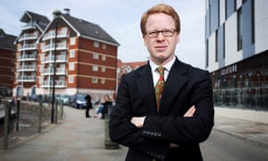 The health minister, Ben Gummer