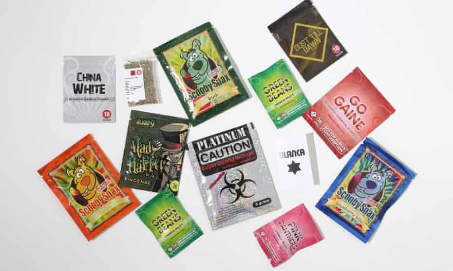 drug packets
