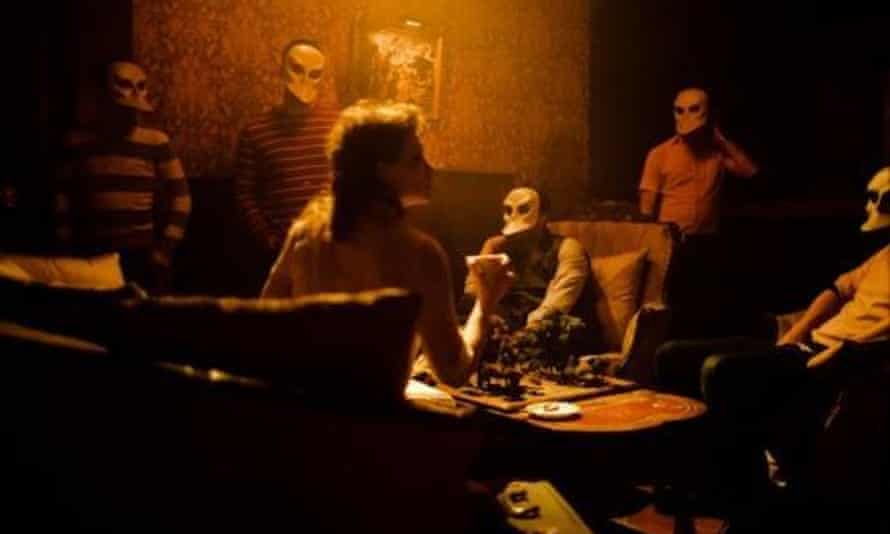 A still from Sleep No More.