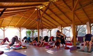 Huzur Vadisi Yoga Retreat, Turkey