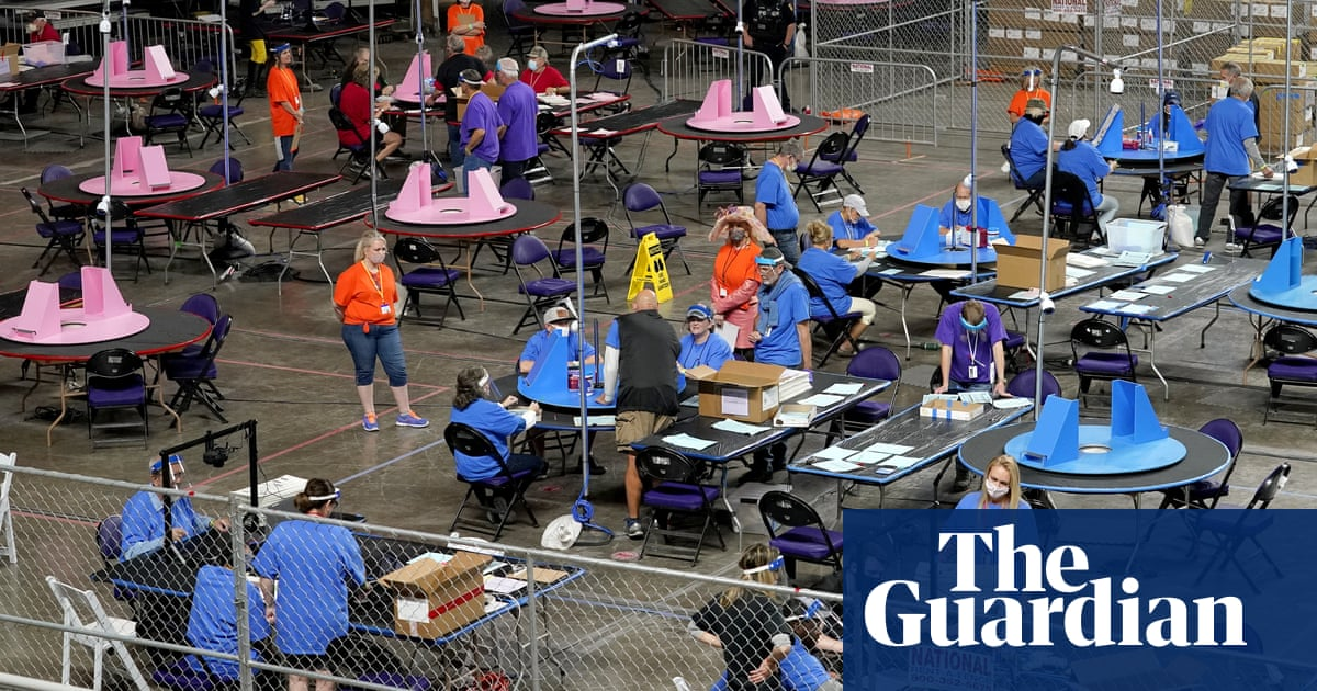 Push to review 2020 votes across US an effort to 'handcuff' democracy