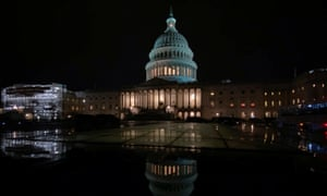 The U.S. Capitol tonight.