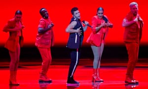 Will Switzerland's Luca Hanni ride high at Eurovision 2019?