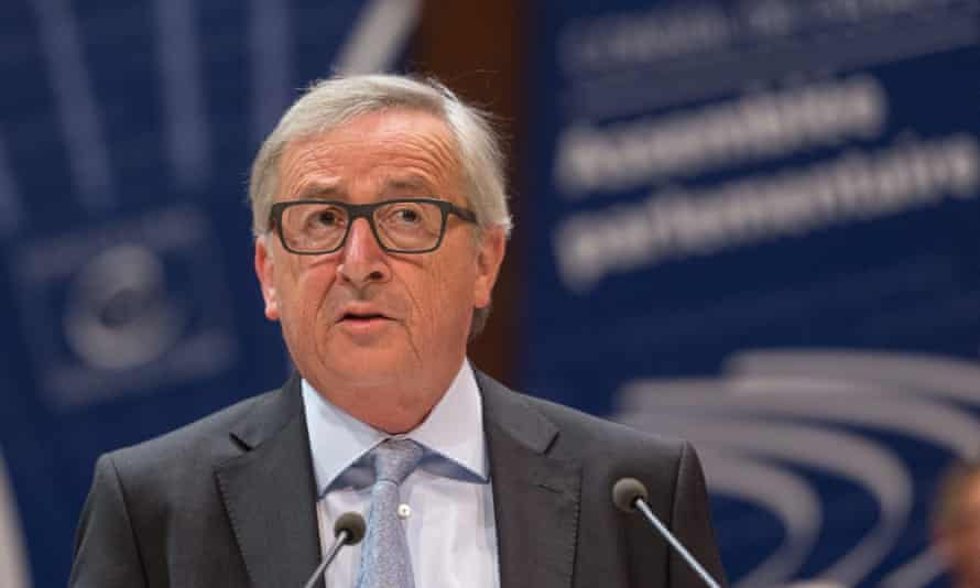 Jean-Claude Juncker, President of the European Commission, has warned of 'unforeeable consequences' of Brexit.