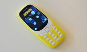 New Nokia 3310, 2017