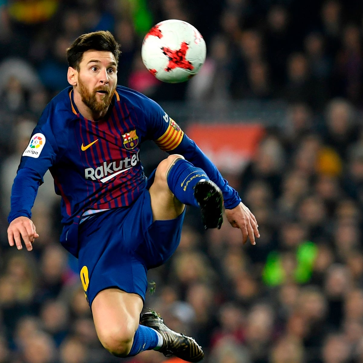 Despite The Superlatives Hype And Awards Lionel Messi Is Underrated Sean Ingle Football The Guardian