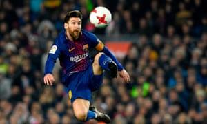 Lionel Messi has contributed nearly three goals per two games in La Liga since 2009-10 and added another couple against Real Betis on Sunday.