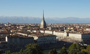 View of Turin.