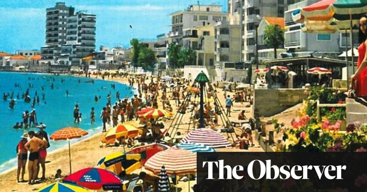 Unease in the air as Cyprus 'ghost town' rises from the ruins of war