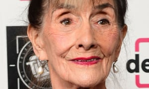 "June Brown: ""I'll die of something fairly soon."""
