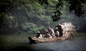 2016, THE LOST CITY OF Z