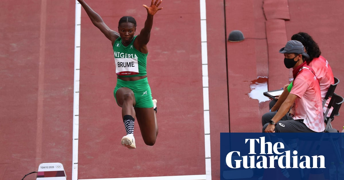Brume provides Olympic relief for Nigeria after farce and failure