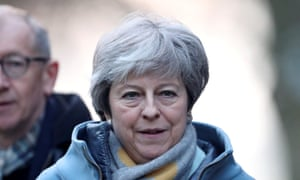 Theresa May and her husband, Philip