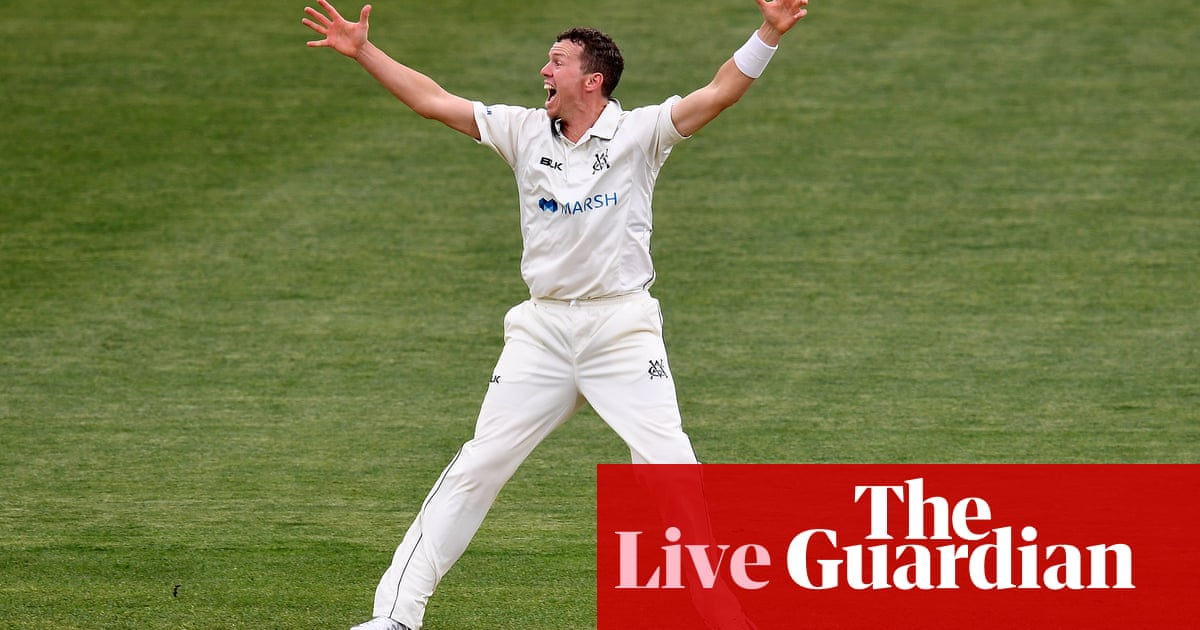 Australia v New Zealand: Boxing Day Test, day four – live!