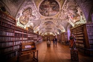 Shortlist - Strahov Library, Prague, Debdatta Chakraborty