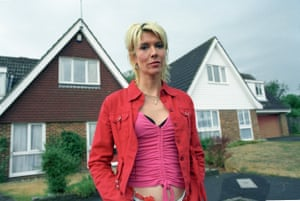 Julia Davis in Nighty Night ... featured in the BFI's Funny Women series.