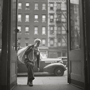 "From ""Shoeshine Boy,"" 1947"