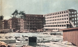 Hitler 39 s holiday camp how the sprawling resort of prora for Nazi holiday resort