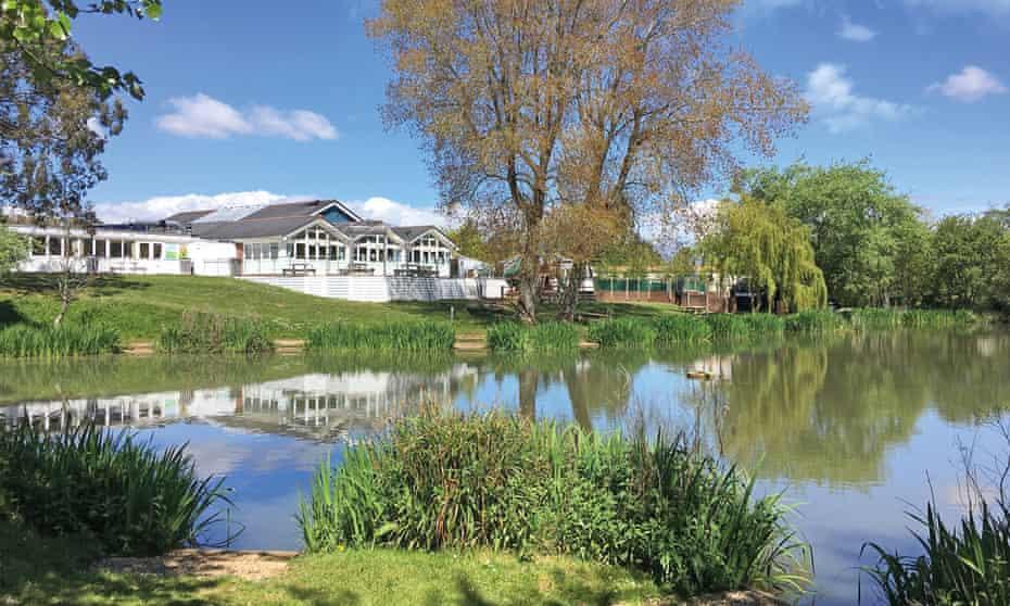 Los lagos Rookley.