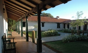 Hacienda de Molinos, Argentina