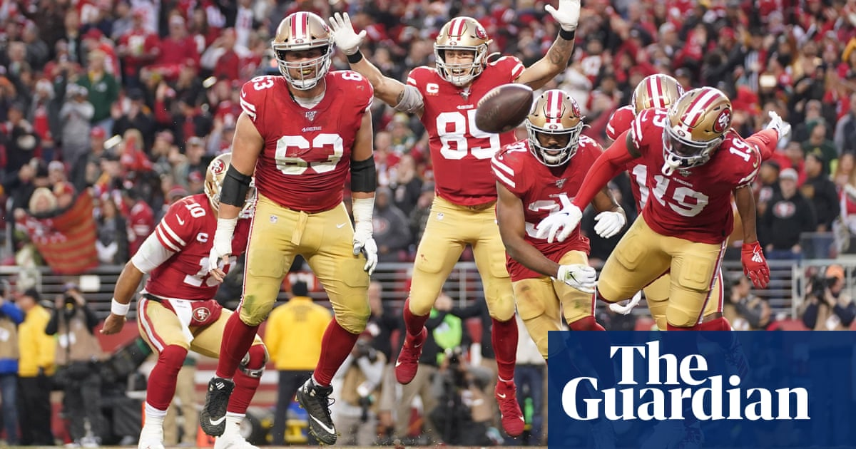 Raheem Mostert runs Packers ragged as 49ers reach Super Bowl