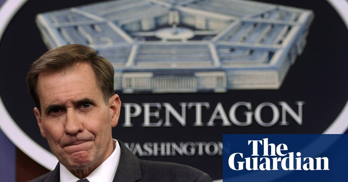Pentagon 'deeply concerned' by sweeping Taliban gains in Afghanistan