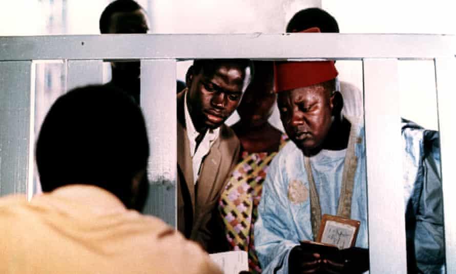 Mandabi, directed by Ousmane Sembene