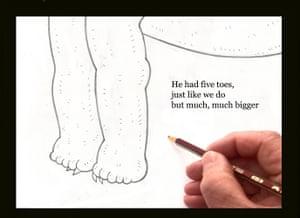 4 - Dippy how to draw dinosaur