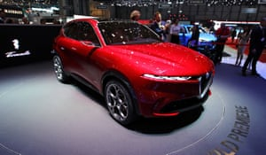 Alfa Romeo's suprise new Tonale: a plug in hybrid compact SUV with a front mounted petrol engine and a rear-mounted electric motor