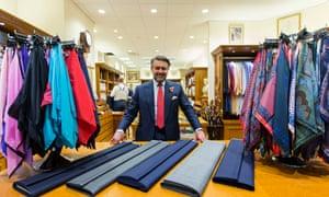saville row tailor