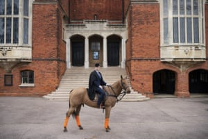 Darren Bell. Master in charge of Polo and Head of Photography at Harrow School. 'I wasn't entirely sure what to expect when I began as Photographer in Residence at one of the UK's elite all boys boarding schools. I set out to capture a sense of the place and the individuals who give it meaning.'