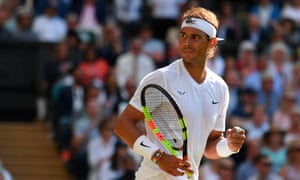 Wimbledon Semi Finals Roger Federer V Rafael Nadal Djokovic