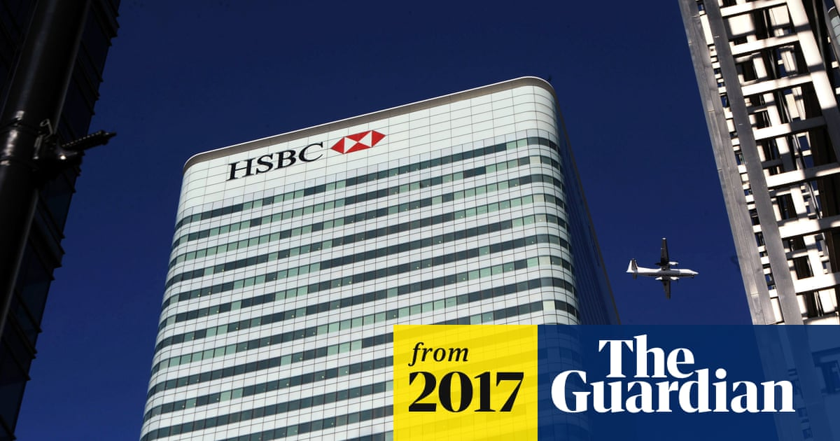 HSBC spends more on fighting financial crime as profits fall